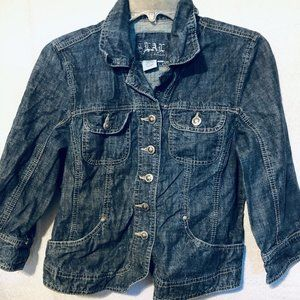 DENIM JACKET BY LAL SIZE PM